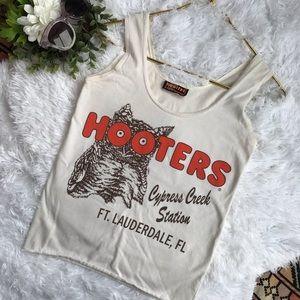 Vintage Hooters Tank Top